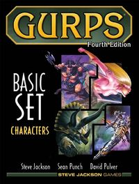 List of unofficial GURPS Netbooks - RPGnetWiki