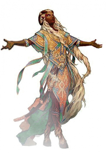 D&D 5E: Fall of the Feywild - Characters - RPGnetWiki